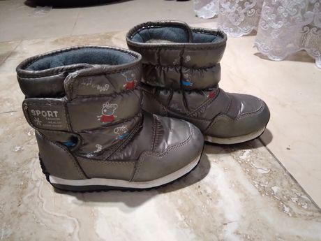 Чоботи чобітки зимові