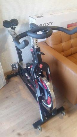 Bicicleta estática indoor spinning profissional