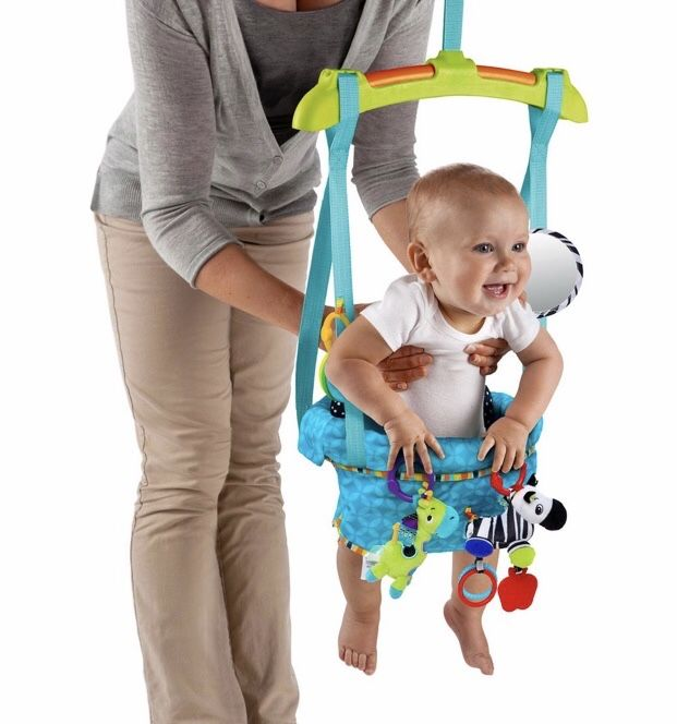 Качеля попрыгун. Гойдалка дитяча з 6 місяців Подгайцы - изображение 1