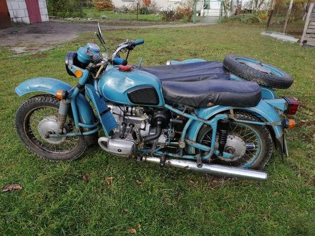 Мотоцикл Днепр МТ-11 1992р.