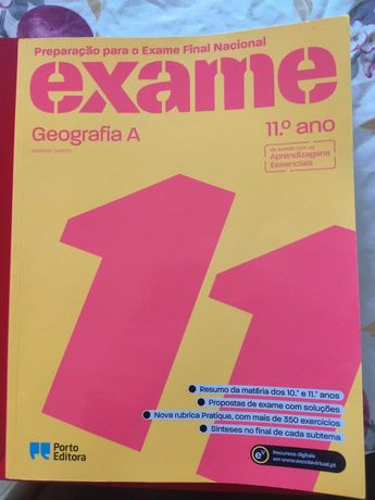 Preparação Exames Economia Nacional 10 e 11 Porto Editora 2021