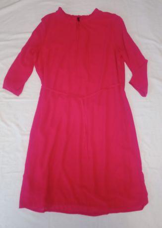 Sukienka czerwona  rozmiar 44