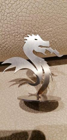 Estatueta dragão
