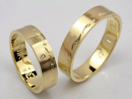 Ślubne obrączki LUX, złoto próba 333, -35%, GOLDRUN Sosnowiec
