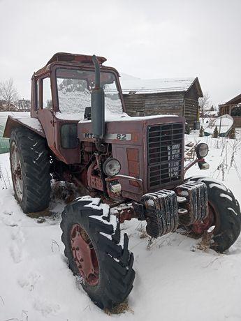 Ciągnik MTZ 82 4x4
