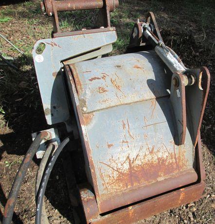 Fresadora de asfalto para escavadora