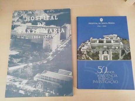LIVROS Hospital Santa Maria