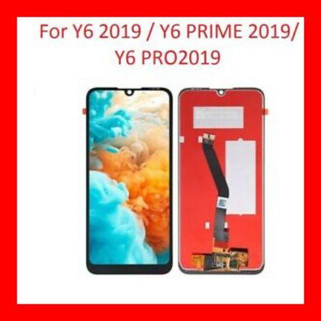 ˃˃Дисплей Huawei Y6 2019/Y6 Prime/Y6 Pro/Honor 8A/Модуль Купити ОПТ
