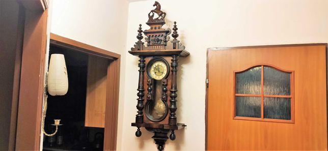 Kienzle-Ósemka ładny , wielki, zegar wiszący