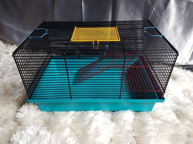 Mała klatka dla chomika myszy