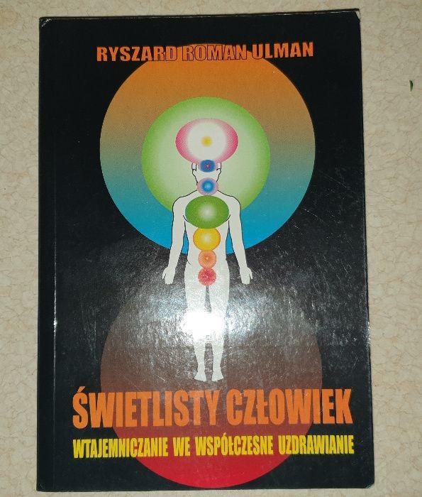 Świetlisty człowiek Ryszard Roman Ulman Karczew - image 1