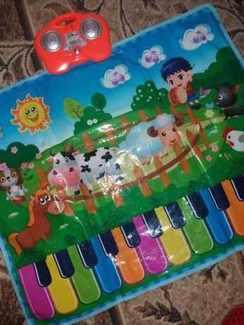 Дитячі іграшки  музичні розвиваючі стрибунці