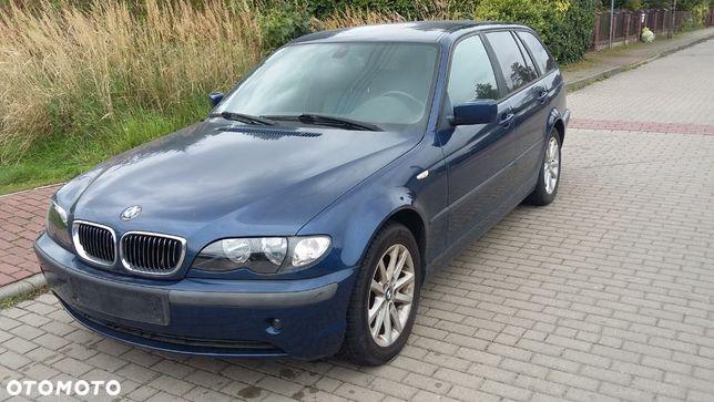 BMW Seria 3 E 46 M Pakiet