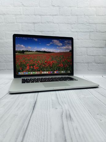 """MacBook Retina 15,4"""" Mid 2015 MJLT2 SSD 512Gb 16Gb RAM Магазин Гаранти"""