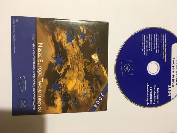 Nasza Europa, informator CD