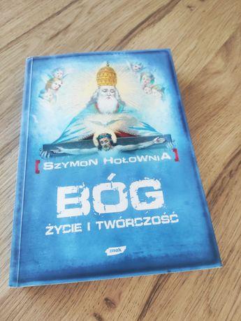 Książka Bóg,życie i twórczość Szymon Hołownia