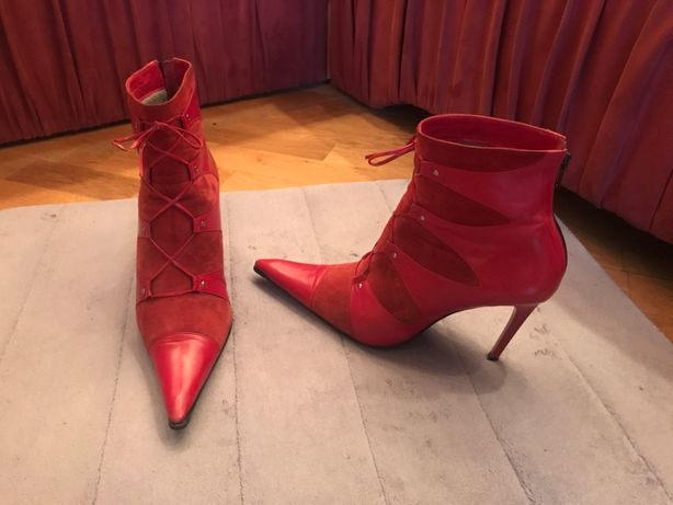 Ботинки Loretta baldinini loriblu чоботи guess cavalli cucci zara vdp