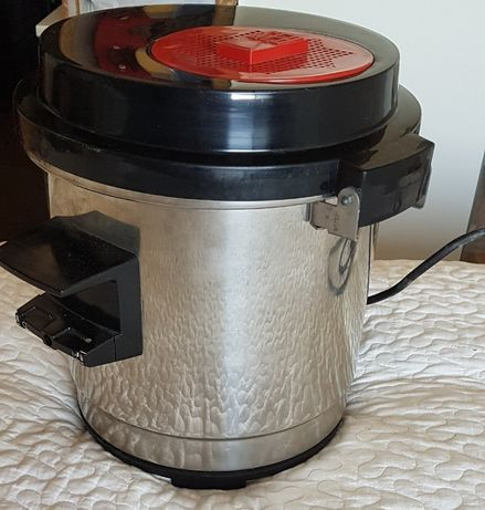 Fritadeira a óleo modelo grande 9L- SEB