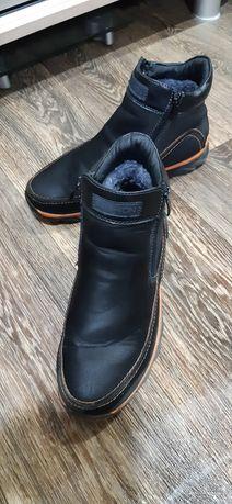 Ботинки зимние на мальчика 37 размер