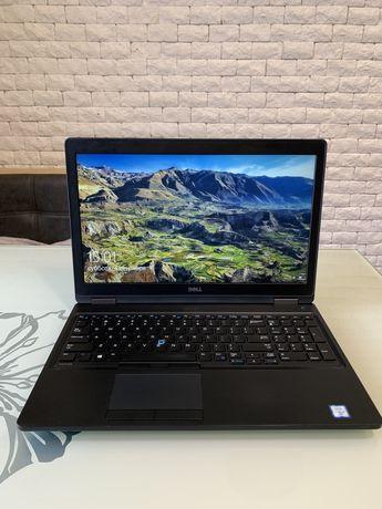 """Dell E5580/15.6"""" Full HD IPS/i5-6440HQ 3,60GHz/RAM 8GB/SSD 256GB"""