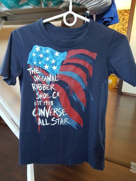 Converse koszulka 8-10 lat