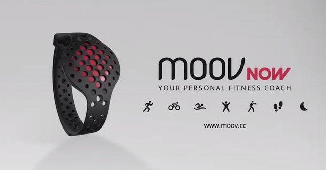 Pulseira Desportiva - Moov Now