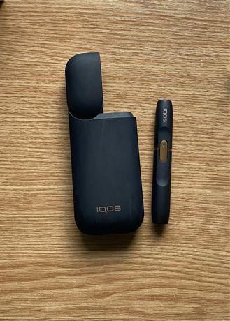 IQOS 2.4 Plus, Тёмный черный айкос