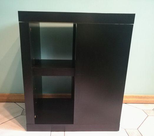 Szafka czarna z IKEA