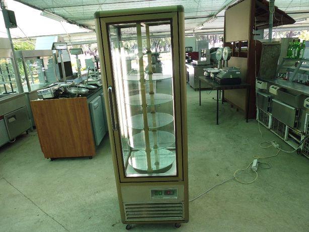 Scaiola rotativa refrigerada