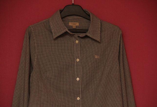 Burberry London рр S-M рубашка из хлопка оригинал