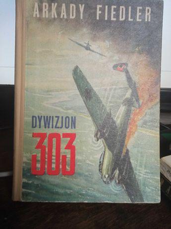 Arkady Fiedler - Dywizjon 303 i inne