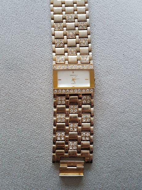 Zegarek złoty damski