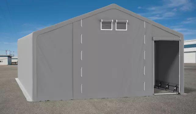 -35% NAMIOT MAGAZYNOWY 6x16m przemysłowy garażowy myjnia HALA MTB