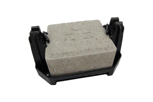 Podpora zwodu betonowa 1kg z podstawą plastikową - betonik