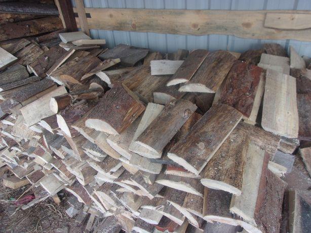 drewno opałowe rozpałkowe olcha dąb sosna świerk 10zł w workach