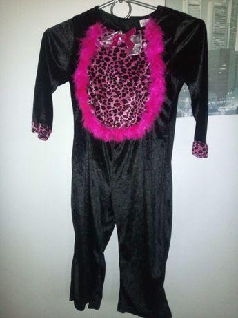 Kot kotek przebranie kostium strój 104 cm