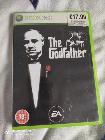 Gra The Godfather (Ojciec Chrzestny) Xbox 360 BDB