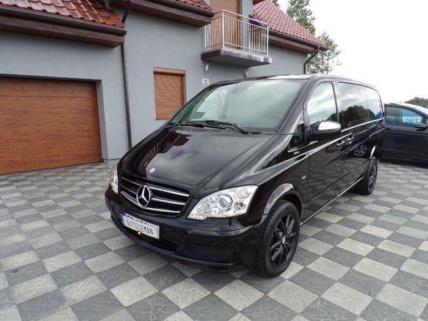 Mercedes Viano 3,0V6,wersja Full Ambiente,Stan Idealny.Możliwa Zamiana