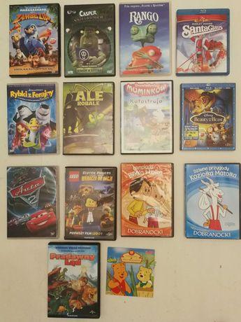 Bajki dvd dla dzieci, zestaw