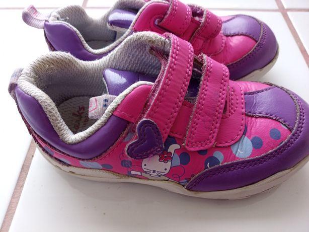 Buty dziewczęce od 22.5 do 25