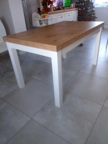 Stół Dąb Lancelot Nowy 140cm×80cm