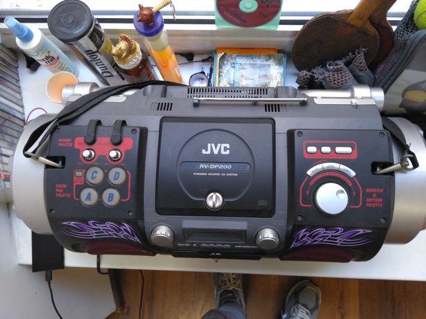 J V C магнитофон