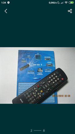 Пульт ДУ MAC 2009 maxi +дві інструкції.