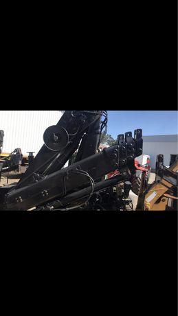 Grua Hiab 205 4 lancas hidraulicas