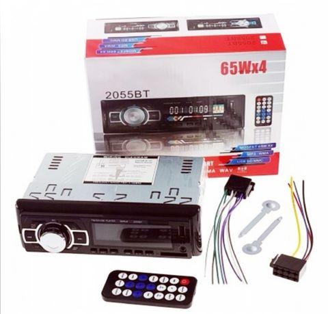 Radioodtwarzacz multimedialny mp3 USB bluetooth
