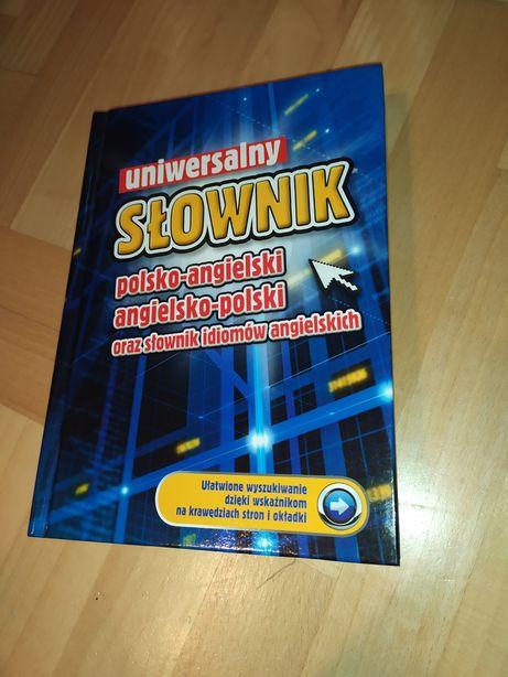 Słownik polsko-angielski z idiomami wydawnictwo rea