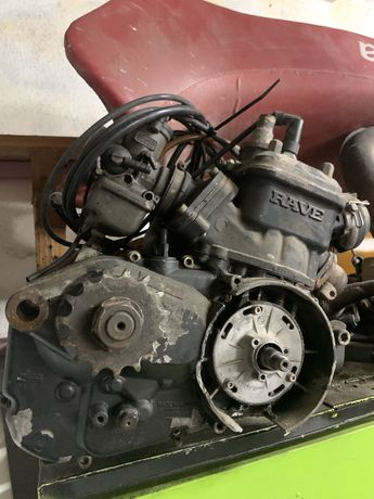 Motor 125cc completo