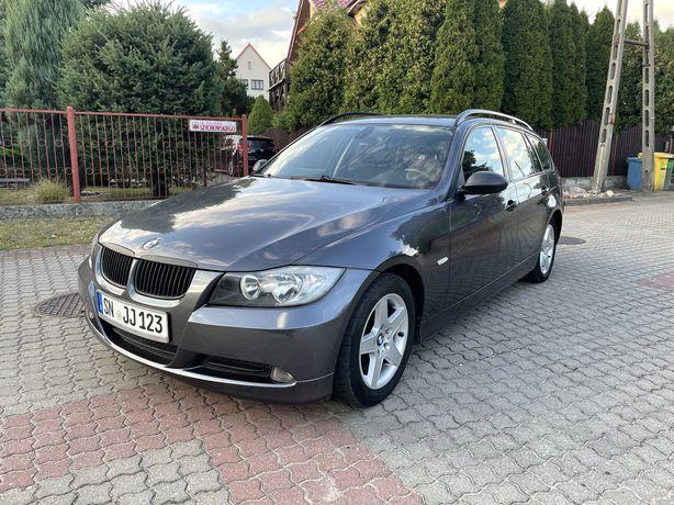 BMW Seria 3 E91 2.0 Benzyna Sprowadzona Oplacona