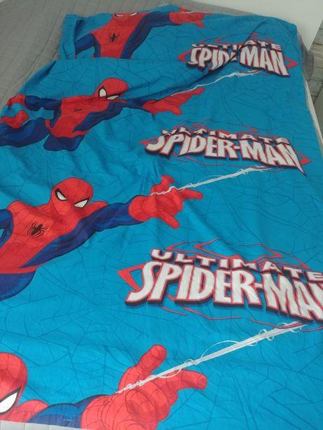 Poszewka na kołdrę pościel spider man marvel