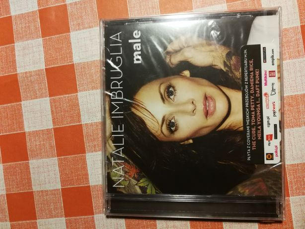 Płyta CD - Natalie Imbruglia - MALE